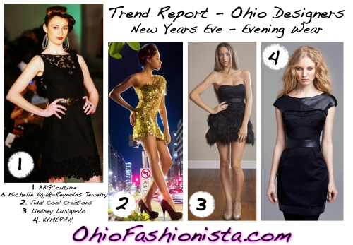 Trend Report: New Years Eve - Evening Wear