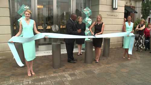 Image from Fox8 News - RIbbon Cutting